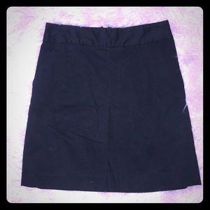 EUC Express Black Skirt 6